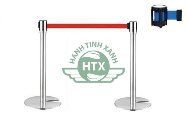 Cột chắn inox sử dụng rạp chiếu phim, sân bay, di tích