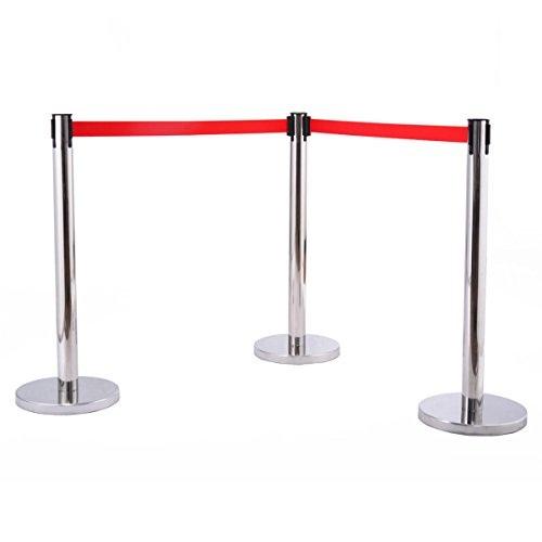 Công ty cung cấp cột chắn inox dây căng