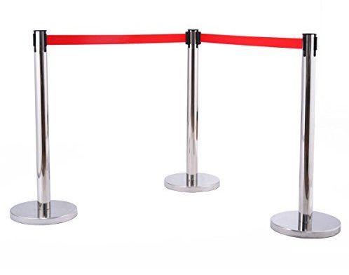 Cột chắn inox dây căng được thiết kế đặc biệt