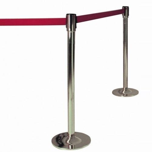 Paloca là đơn vị cung cấp cột chắn inox
