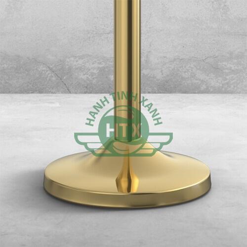 Đế cột được thiết kế đặc biết cho khả năng bám trụ tốt