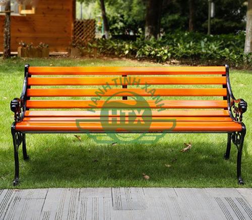 Hình ảnh thực tế ghế công viên ngoài trời