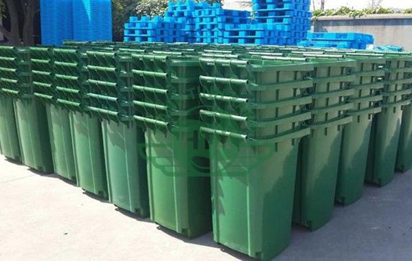 Tổng kho thùng rác nhựa tại Hà Nội và Sài Gòn