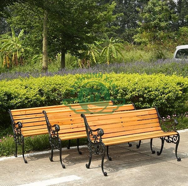 Bán ghế công viên gang đúc