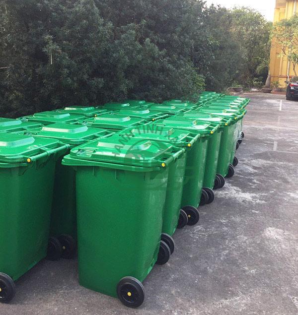 Thùng rác Paloca đảm bảo chất lượng tốt nhất