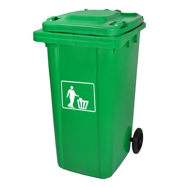 Thùng rác được sản xuất từ chất liệu cao cấp, bền bỉ
