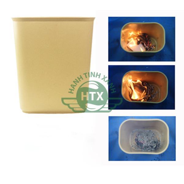 Chất liệu chống cháy cao cấp